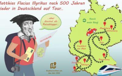 Matija Vlačić Ilirik nakon 500 godina ponovno na turi po Njemačkoj